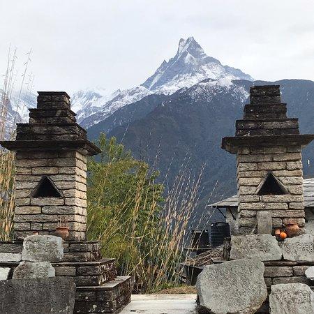 Wonderful stay in Ghandruk