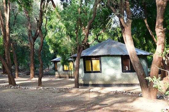 Kapoeta, Nam Sudan: Cabañas