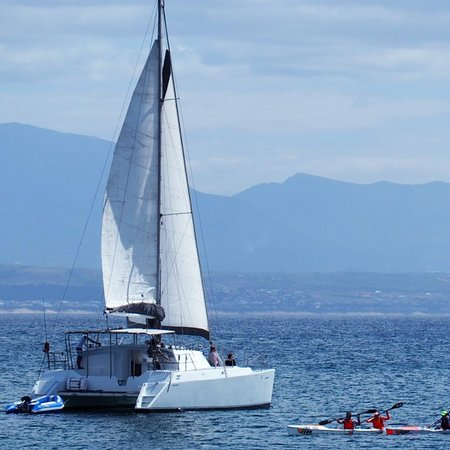 Mossel Bay Sailing Trips on Kiyana