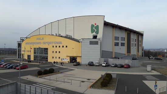 Bielsko-Biala, โปแลนด์: Hala sportowa
