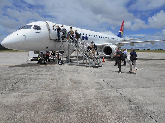 Avion Picture Of Airlink Tripadvisor