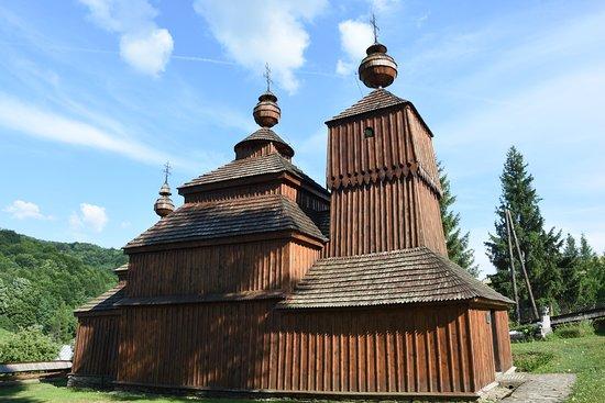 Drevený chrám svätého Mikuláša
