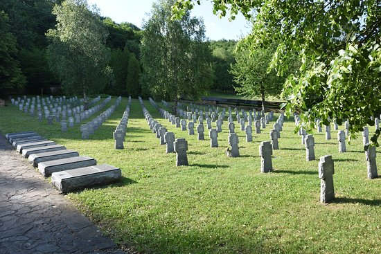 Vojnový Cintorín Nemeckých Vojakov