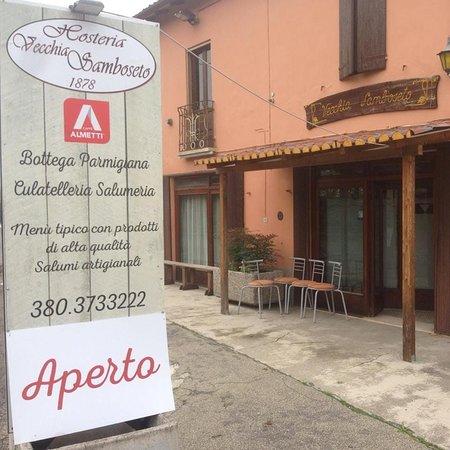 Samboseto, อิตาลี: la nostra entrata