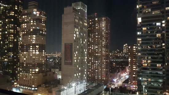dirty drapes picture of doubletree by hilton new york times square rh tripadvisor com