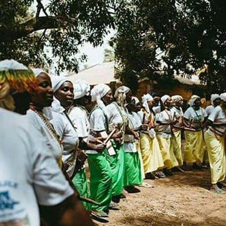 Casamance, Senegal: Niafourang festival