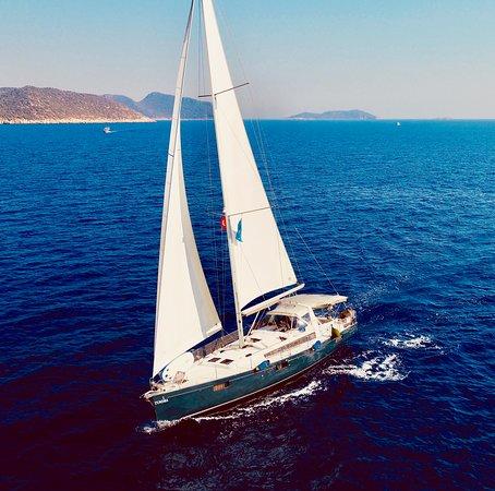 Sail in Kas
