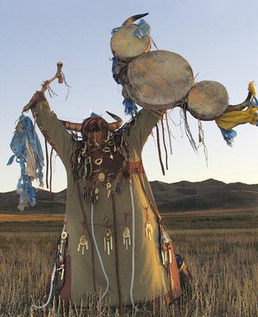 Hatgal, Mongolia: Mongolian Shaman