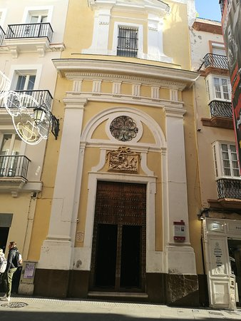 Iglesia Conversion de San Pablo