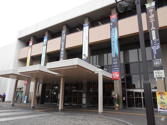 ホール 神戸 文化