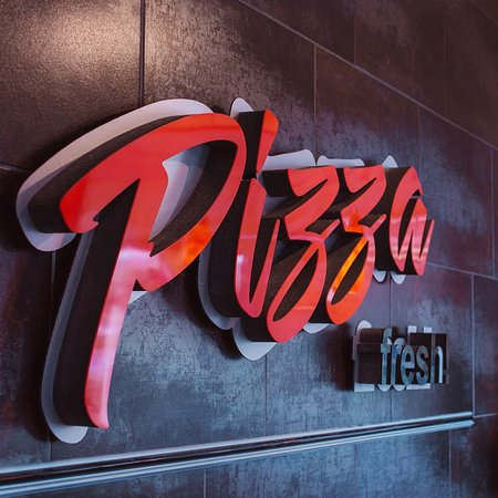 Pizza Fresh main entrance, in the Thrifty Foods centre.  - Lefty's Pizza Fresh, 밴쿠버 섬 사진 - 트립어드바이저