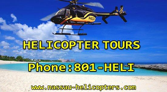 Nassau Helicopters