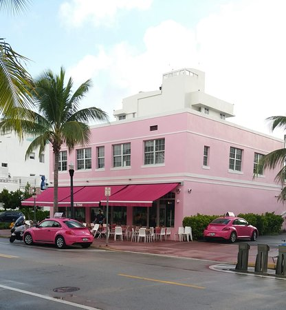 Picture Of Pink Miami Beach