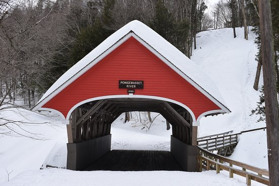 Twin Mountain, NH: Flume Gorge visit!