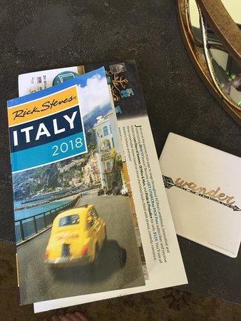 Amalfi Coast Day Trip from Sorrento: Positano, Amalfi, and Ravello: Rick Steves' Italy 2018 Guidebook