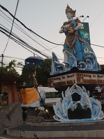 Baruna Statue
