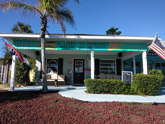 We are located at 208 S. Central Avenue in Flagler Beach, Florida. We are right across the street from the Flagler Beach Historical Museum and City Hall.