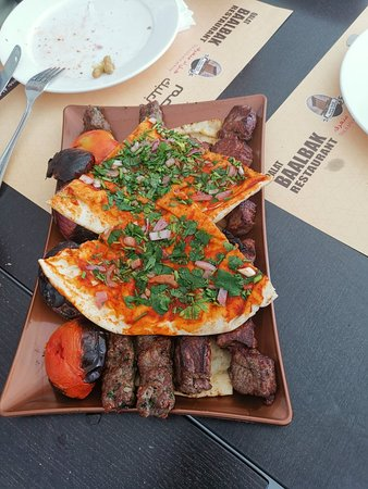 A great Arabic BBQ place