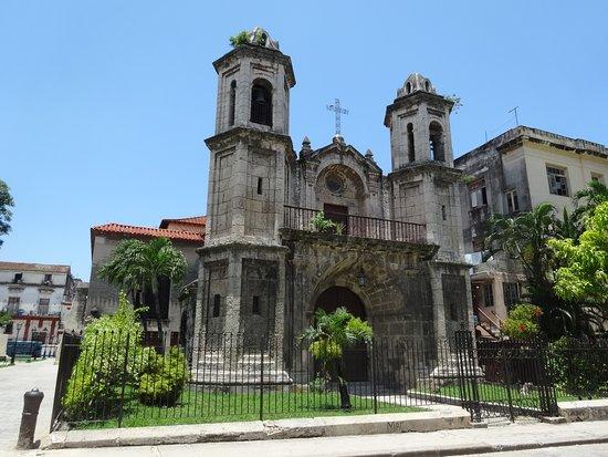 Church of the Good Voyage (Iglesia Santo Cristo Del Buen Viaje)