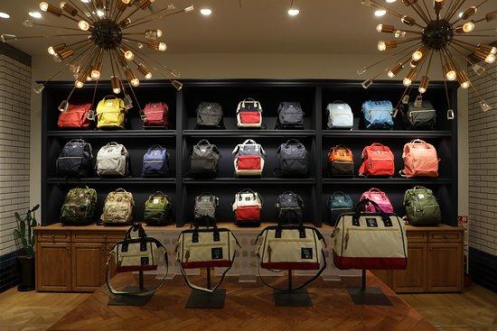 anello Flagship Store Osaka