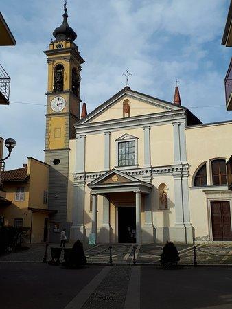 Romentino, Olaszország: Facciata