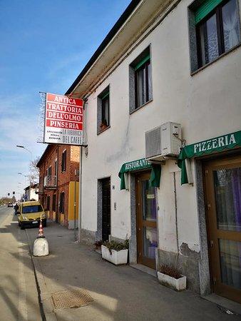 Cabanette, Ιταλία: trattoria d'antan dove un tempo la merenda sinoira era un rito !