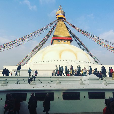 Going Nepal