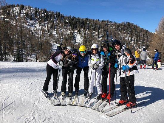 Italian Ski School Marilleva