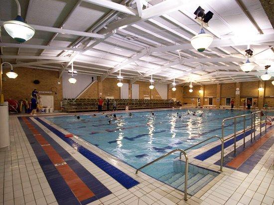Droitwich Spa Leisure Centre