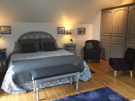 Rocquemont, Frankrike: chambre au calme