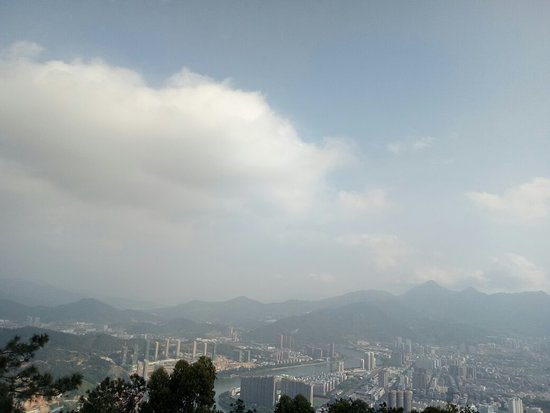 Fengshan Mountain Scenic Resort, Anxi