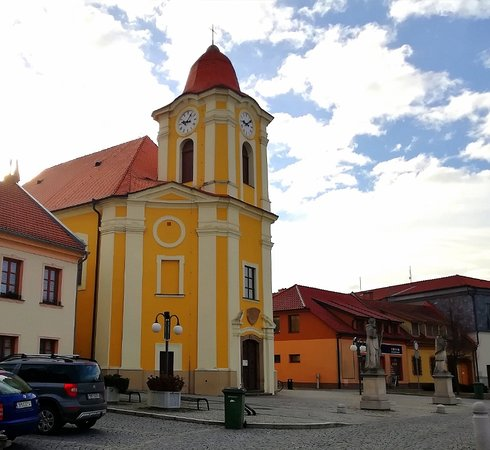 Kostel Svatého Bartoloměje