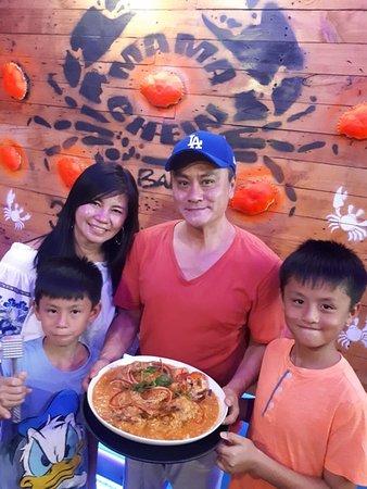 Pak Christ and Family ( Jakarta )
