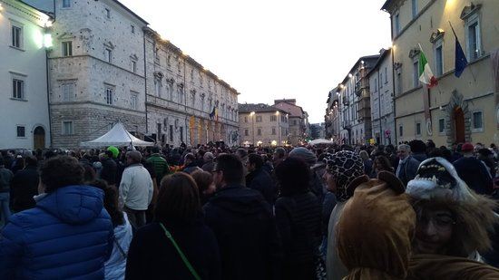 Province of Ascoli Piceno, Ιταλία: Carnevale di Ascoli Piceno