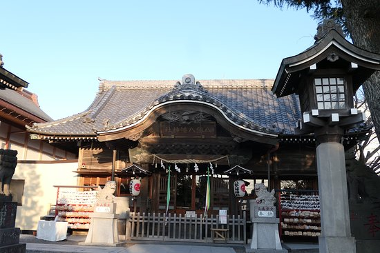 Yatsurugi Hachiman Shrine