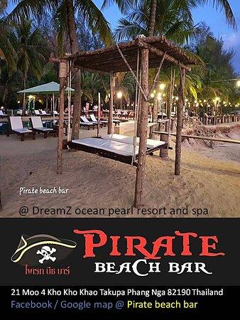 Pirate Beach Bar