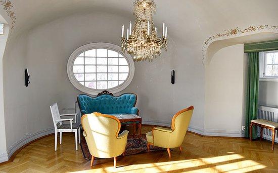 Vargon, Sweden: Unique meeting rooms