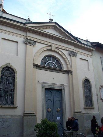 Lodi, Italy: facciata