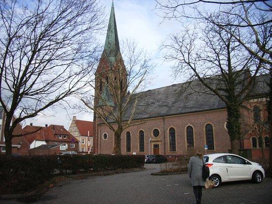 St. Bonifatius Kirche in Lingen/Ems