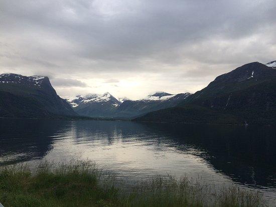 Innfjorden – fotografija