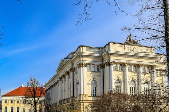 University of Warsaw (Uniwersytet Warszawski)