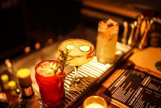 On oublie le début de semaine un cocktail à la main ;)