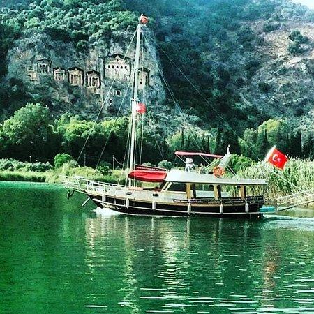 Dalyan Villa Kiydan Boat Tours