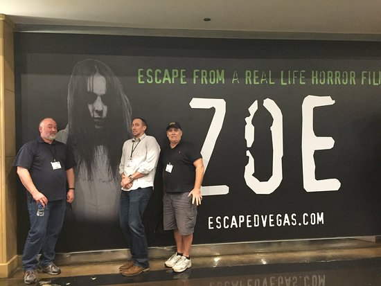 Escaped Vegas