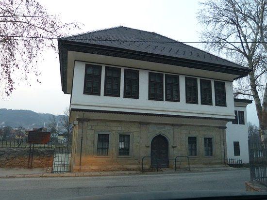 Maglaj, Bośnia i Hercegowina: Uzeirbegov Konak, saniran poslije rata