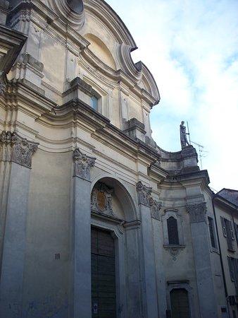 Lodi, Italie : esterno