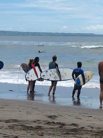 Bali Salty Surfing School