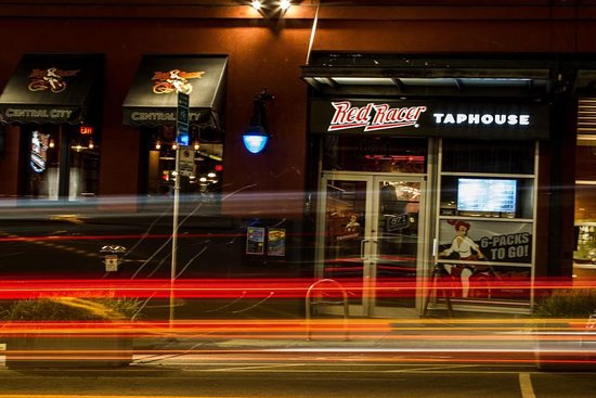 Red Racer Brewpub Vancouver Downtown Restaurant