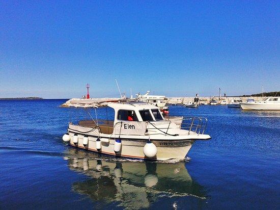 Taxi Boat Elen