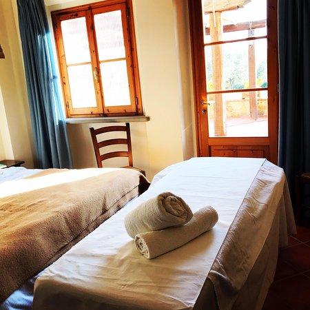 Massage in Chianti